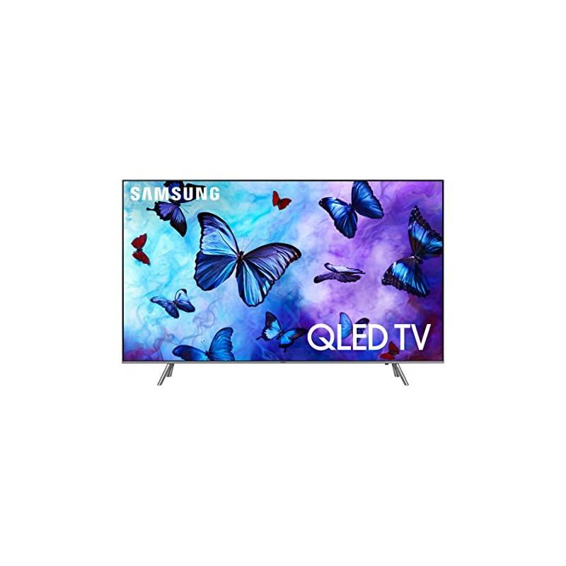 "Samsung QN75Q6 Flat 75"" QLED 4K UHD 6 Se"