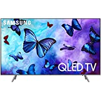 Samsung QN65Q6 Flat 65 QLED 4K UHD 6 Series Smart TV 2018