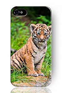 Winona ? Accessories New Fashion Design Hard Skin Case Cover Shell -Little Tiger Baby For iPhone 5 5s