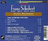 Sonata Adagio / Allegretto