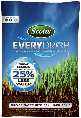 Scotts Lawns 45000 5,000 sq. ft. Coverage Everydrop Granule