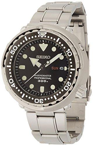 [セイコー] SEIKO Seiko Men`s Prospex Analog Japanese Quartz 300m Water Resistant Watch 日本製クォーツ SBBN031 メンズ の商品画像