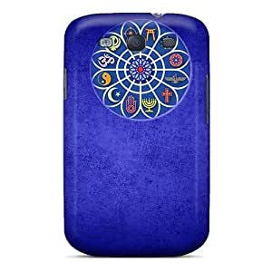 New Style Touching Rhythms Unity Premium Tpu Cover Case For Galaxy S3