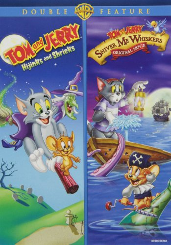 Tom and Jerry: Hijinks & Shrieks/Shiver Me Whiskers! -