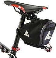 Axiom Rider QR Large Seat Bag Large Black/Grey