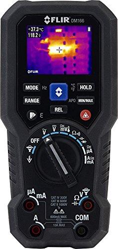 FLIR DM166 Thermal Imaging TRMS Multimeter with IGM