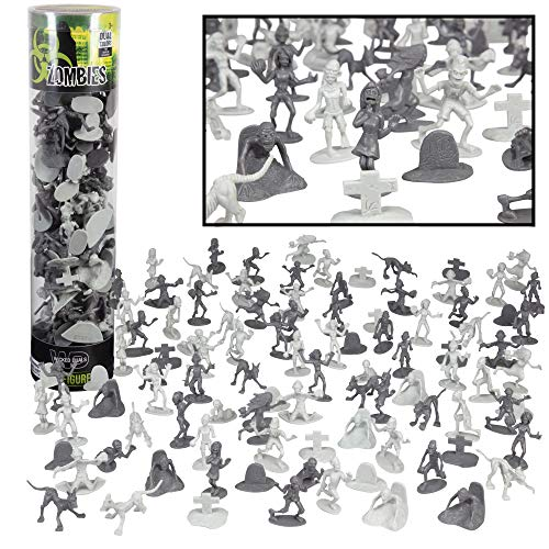 SCS Direct Zombie Army Action Figures - Big