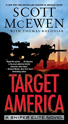Target America: A Sniper Elite Novel (Sniper Series)