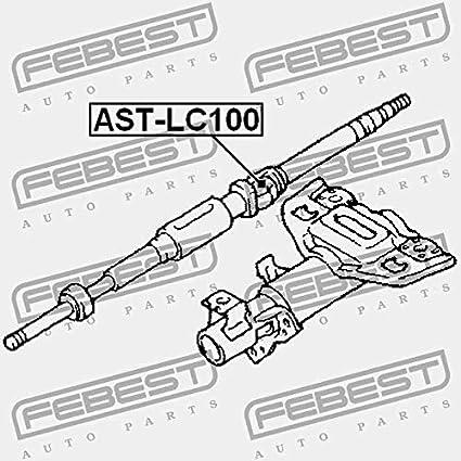 CROISILLON DE DIRECTION Febest AST-LC100