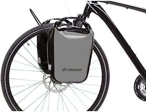 Crosso Dry Small co1010 C 30 L bicicleta alforja Bike Bicicleta ...