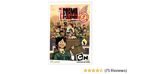 Amazon com: Total Drama Island: The Complete Season 1