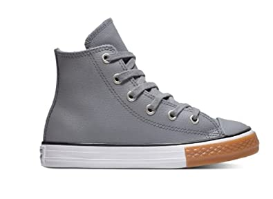 4b9dde83022b4 Amazon.com | Converse Chuck Taylor All Star Leather High Top Shoes ...