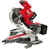 "Milwaukee Electric Tools 2734-21HDP M18 Fuel 10"" Miter Saw 2 Battery Kit"