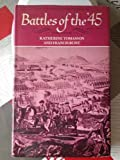 Front cover for the book Battles of the '45 by Katherine Tomasson