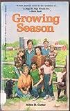 Growing Season, Alden R. Carter, 0425084272