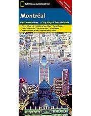 Montreal (Destination City Map)