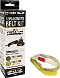 Official Work Sharp Diamond (1500 grit) Belt Kit for the Original and Ken Onion Edition Knife & Tool Sharpener