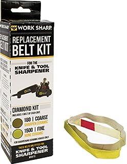 work sharp wssa0002970 diamond belt accessory kit
