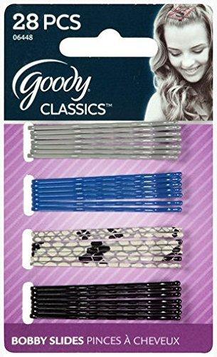 Goody Classics Print Bobby Slides, #06448, - 28CT