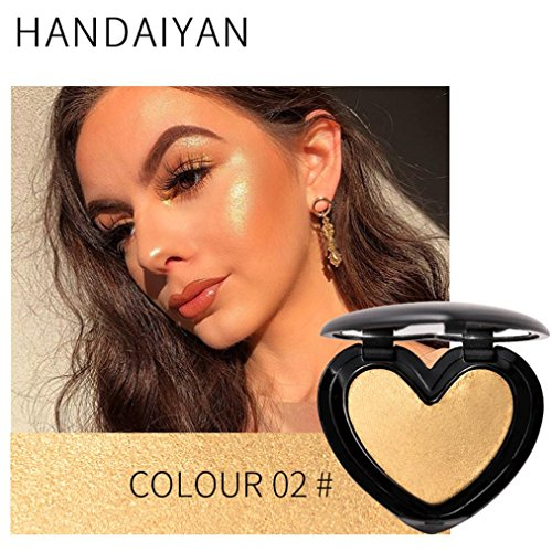 Ourhomer HANDAIYAN Waterproof Lasting Metallic Shiny Smoky E