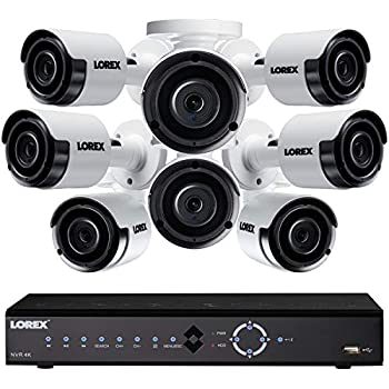 Amazon com : Lorex 16 Channel, 4K NVR Security System, 3TB