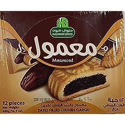 Halwani Cookies Mahmoul Date