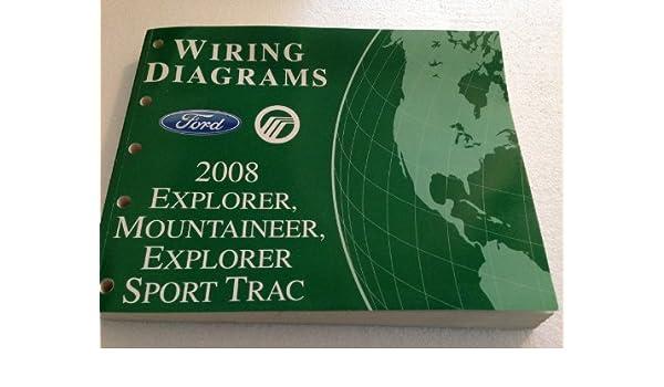 [ANLQ_8698]  2008 Ford Explorer Mercury Mountaineer Wiring Diagram Manual Original: Ford:  Amazon.com: Books | 2008 Ford Explorer Wiring Diagram |  | Amazon.com