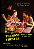 EL-BMD @ Tremont Theatre: May 3, 2003