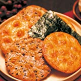 Saitama Souvenir Gift in Japan [Omiyage] ''Souka Senbei small size'' Soy sauce Taste Rice Crackers