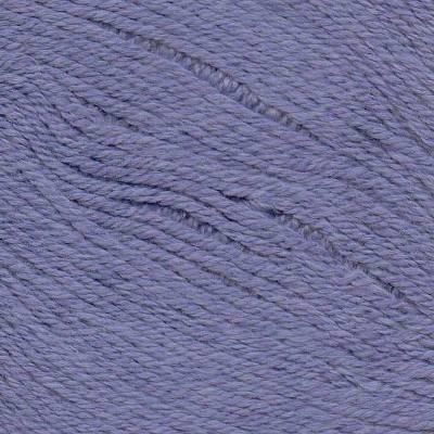 Fun Easter Basket Crochet Patterns - Free & Paid - Rowan Wool Cotton 4 Ply - Jacaranda (502) - 50% cotton/50% wood - lavender
