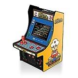 """My Arcade BurgerTime Micro Player 6"""" Collectable Arcade"""