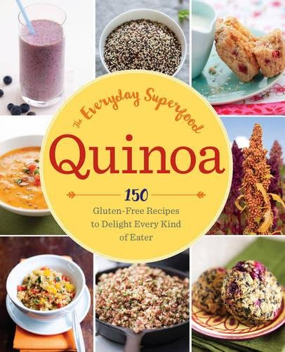 Quinoa Everyday Superfood Gluten Free Recipes product image