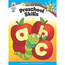 Preschool Skills: Gold Star Edition