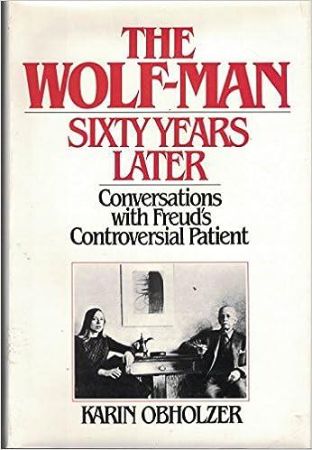 freud case study wolfman