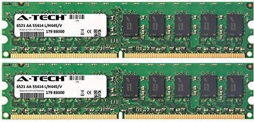 DIMM DDR2 ECC Registered PC2-5300 667MHz RAM Memory for Tyan TN Server Series TN68B4989 Genuine A-Tech Brand. B4989T68W8HR 32GB KIT 4 x 8GB