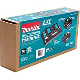 Makita BL1850B2DC2 5.0 Ah 18V LXT Lithium-Ion