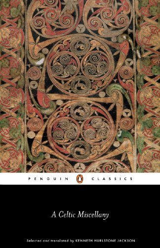 A Celtic Miscellany: Selected and Translated by Kenneth Hurlstone Jackson (Penguin Classics)]()