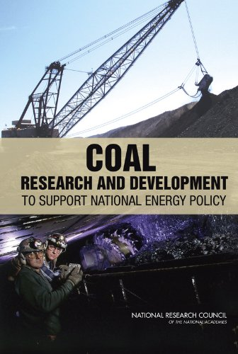Coal  Research And Development To Support National Energy Policy