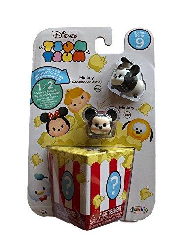 Disney Tsum Tsum Series 9 Mickey  & Mickey 1-Inch Minifigure