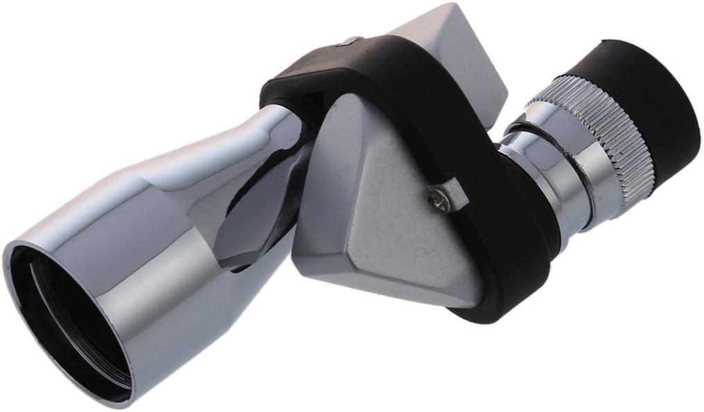 REFURBISHHOUSE R Mini Aluminium Legierung Monocular Teleskop