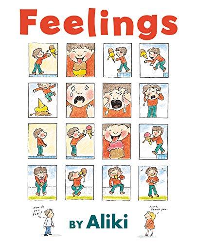 Feelings (Reading Rainbow Book) (Reading Rainbow Books): Aliki, Aliki:  Amazon.com: Books
