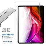New 💘Tuscom2 Pcs Scratchproof Rubbing/Shock-Resistant/High Response/Hydrogel Clear Soft Tempered Glass Screen Protector for iPad Pro 11inch (Clear)