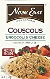 Near East Couscous Broccoli Cheese, 5.4 oz
