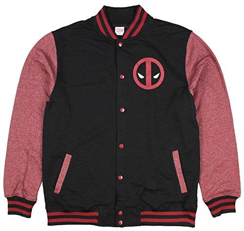 marvel varsity jacket - 1