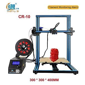 Amazon.com: Impresora 3d Creality CR-10 Large Prusa i3 ...