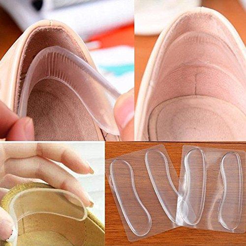 Modern silicone gel shoe heel protectors high Heel shoes Heel Pad - Reno Shop Frame