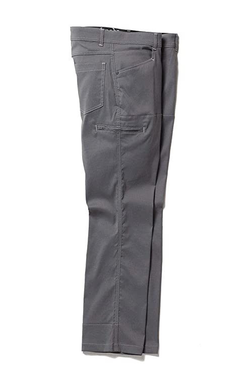 7ebb3146 Wrangler Outdoor Comfort Quick Dry Synthetic Straight Leg Utility Pants,  32x32
