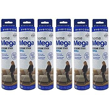 Amazon Com Evercare Mega Large Surface Roller Refill 50