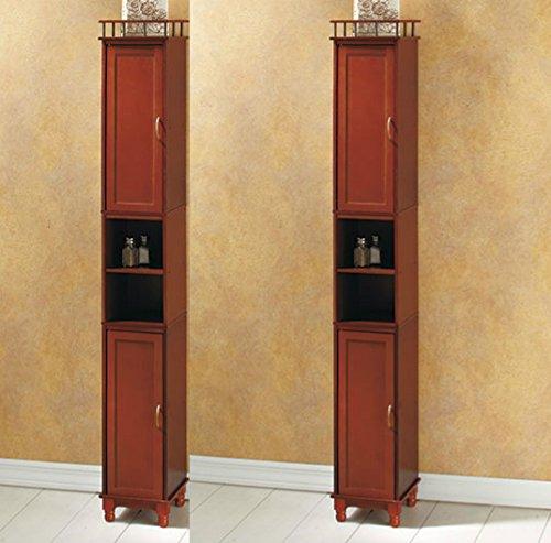 65 slim storage cabinets - 4