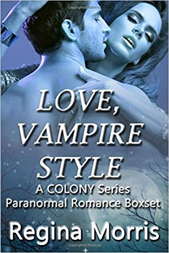 Amazon com: Love, Vampire Style: A COLONY Series Paranormal